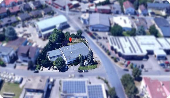 Location - Primo Agentur